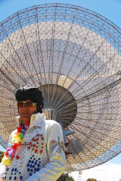 Elvis Presley Is Alive Video: The Dish, Parkes | The Travel Tart Blog
