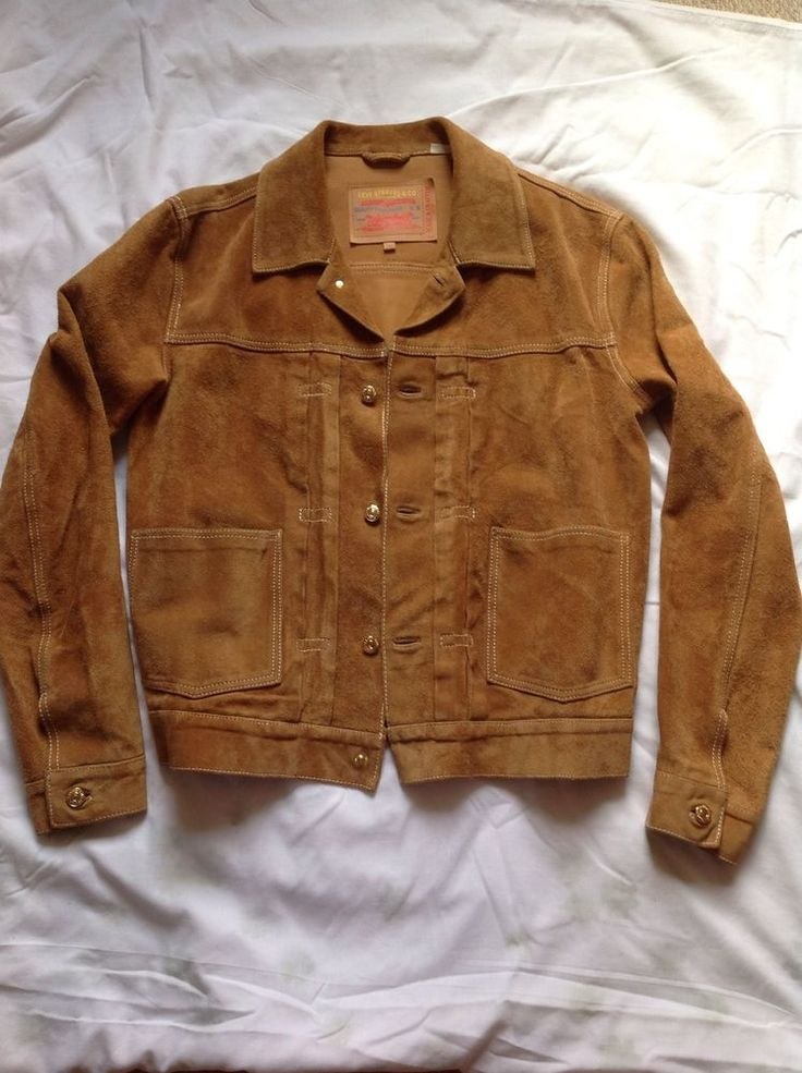 Levis Jeans Jacket For Men