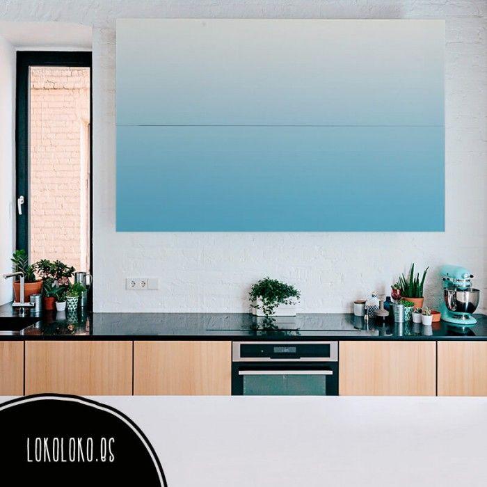 17 mejores ideas sobre armarios de cocina azules en pinterest ...