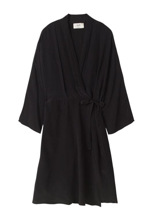 Silk Kimono from hush