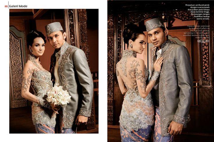 SEPUHAN SELOKO I Fashion Spread on Mahligai Magz 15 Edition April