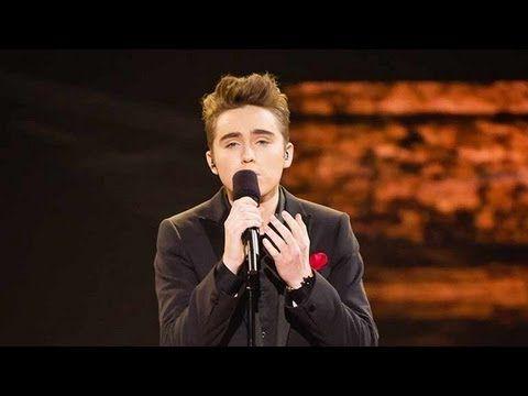 Harrison Craig Sings If: The Voice Australia Season 2 - YouTube