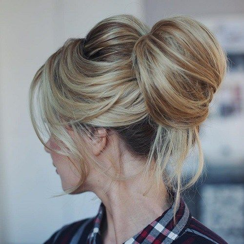 perfect messy undo for casual and formal