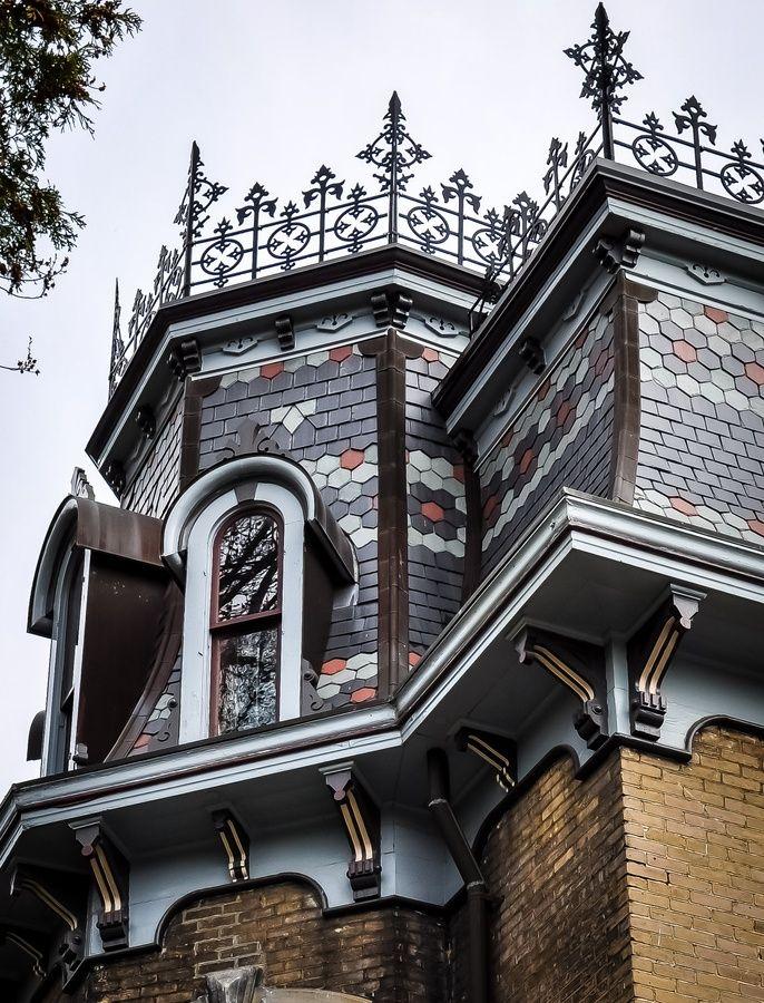Glanmore House| Victorian House | Belleville, Ontario, Canada