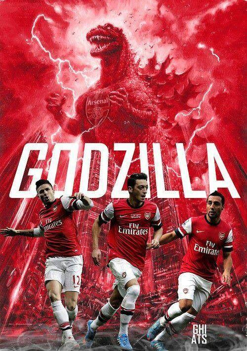 Arsenal - GODZILLA
