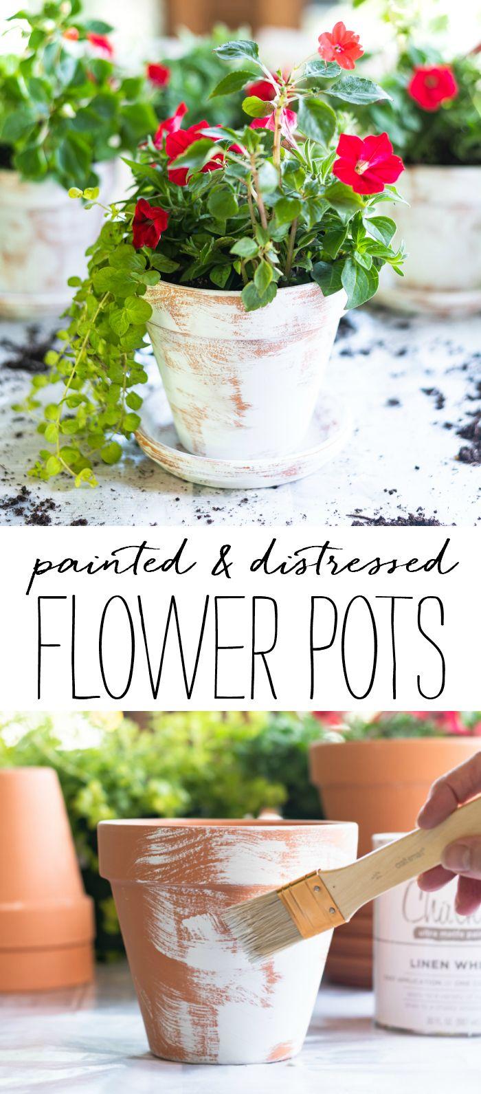 Easy Distressed Terracotta Pots Terracotta Flower Pots Flower Pots Terracotta Pots
