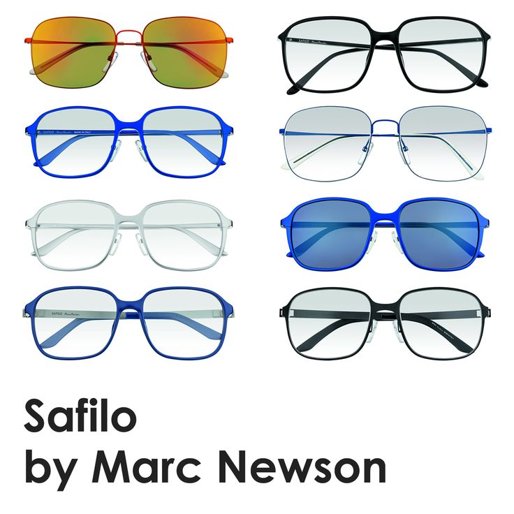 To celebrate their 80th anniversary, Safilo has teamed with Marc Newson for an exclusive capsule eyewear collection.