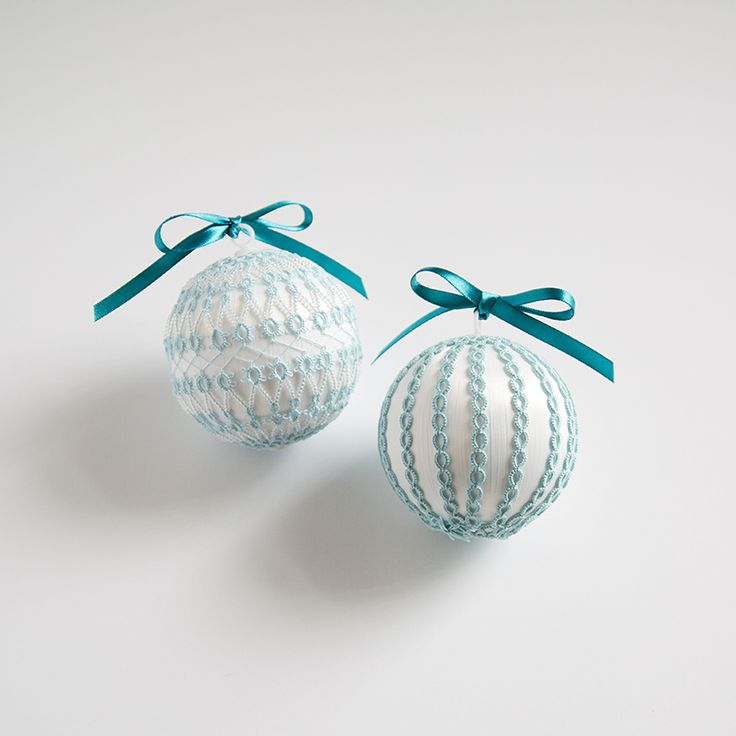 It is almost Christmastime, and I wanted to share two of my patterns for   Christmas ornaments early enough so that perhaps some of you might have   time to tat them! Last year, I designed a simple pattern of repeating split   rings. This year, I wanted to add a bit of sparkle by using beads. It can