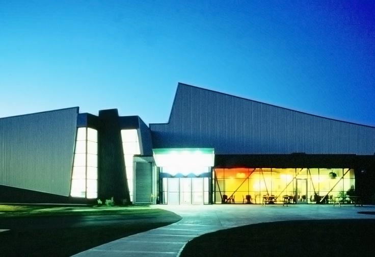 Fountain Park Recreation Centre, St. Albert, Alberta by Manasc Isaac Architects