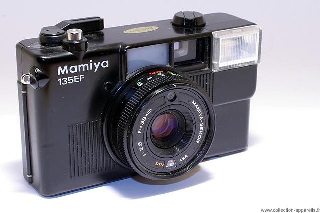 mamiya 135 ef