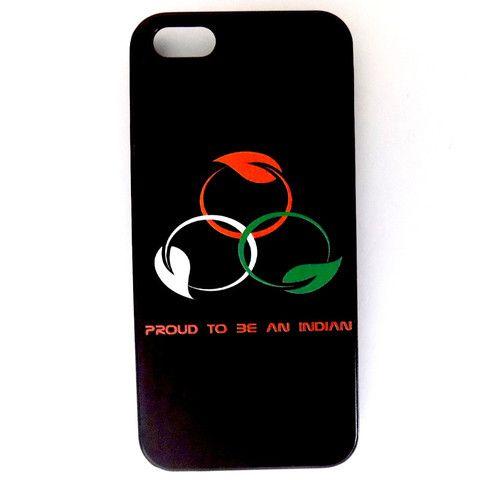 Proud Indian Design Hard Back Case Cover for Apple iPhone 5 5s – Bracevor