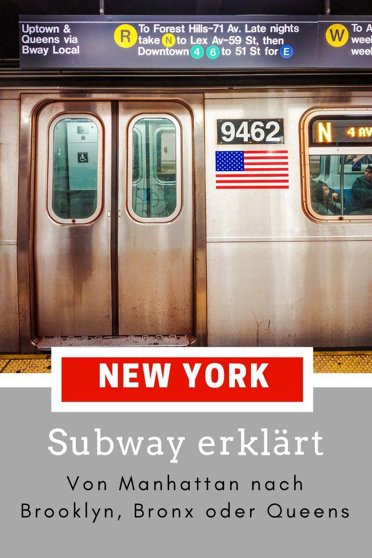 Du planst eine Reise nach New York? Wir zeigen dir…