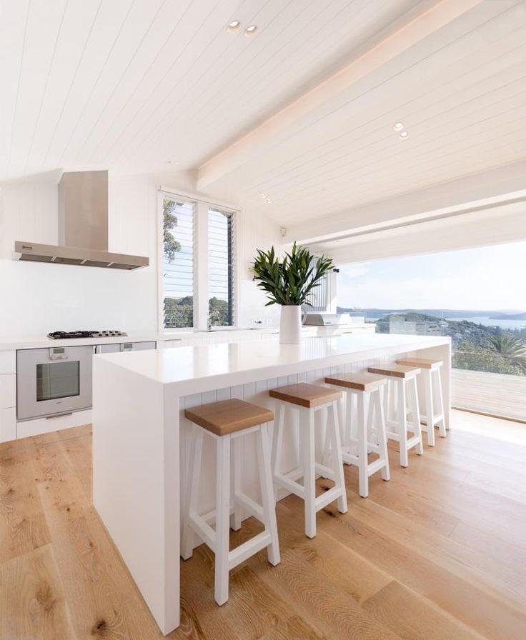 Palm Beach House Sydney Australia Beach House Kitchens Beach