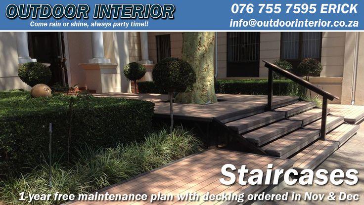 Staircases - http://outdoorinterior.co.za/2015/11/18/staircases/