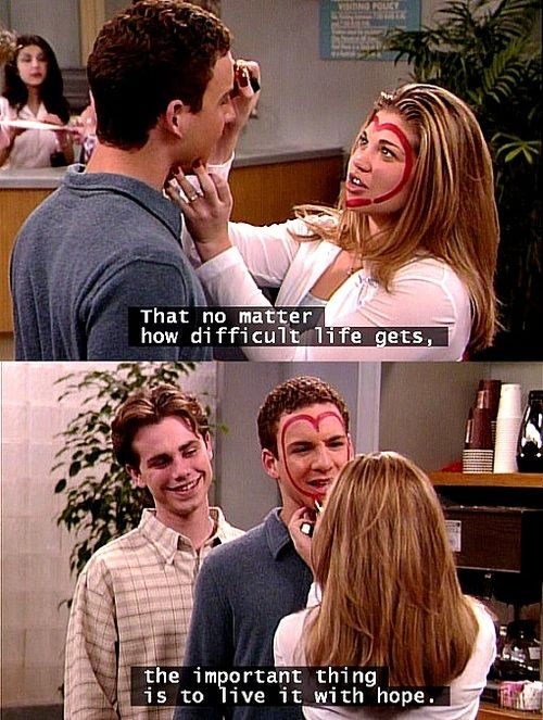 boy meets world topanga
