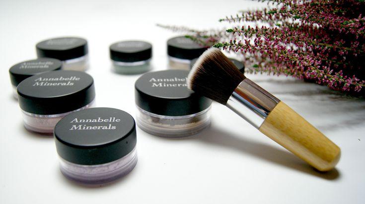 #annabelle minerals #naturalcosmetics #mineralcosmetics
