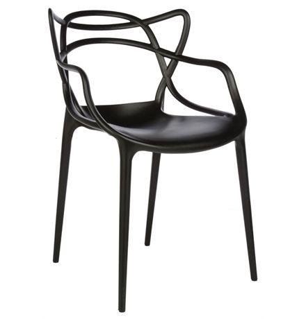 Replica Philippe Starck Masters Chair by Philippe Starck - Matt Blatt