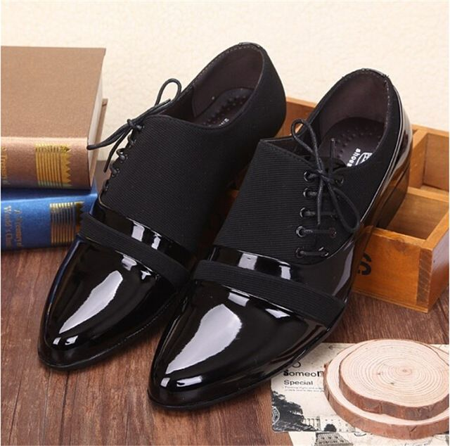Pour Homme Belles chaussures Italiennes Homme Chaussures T1KJ5Fc3ul