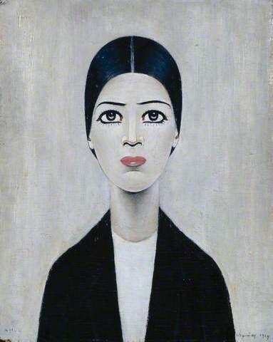 'Ann' by Lowry