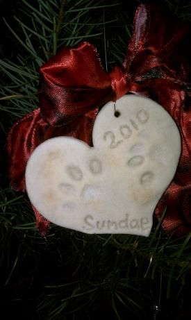 Homemade dough for hand print ornaments - so smart, no more buying silly kits that cost more than they need to.