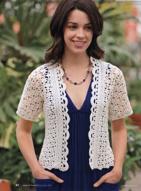 Crochetemoda: Maio 2013 - Lots of lacey clothing patterns on this website