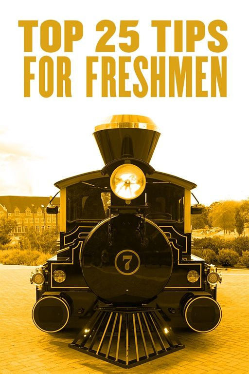 "Your Purdue Alumni Association has gathered a list of ""Top 25 Tips for Freshmen."" Take a look and have a memorable time on our beloved campus!"
