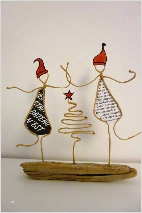 Papierdraht Figuren Vorlagen Schon Les Lutins Figurines En Ficelle