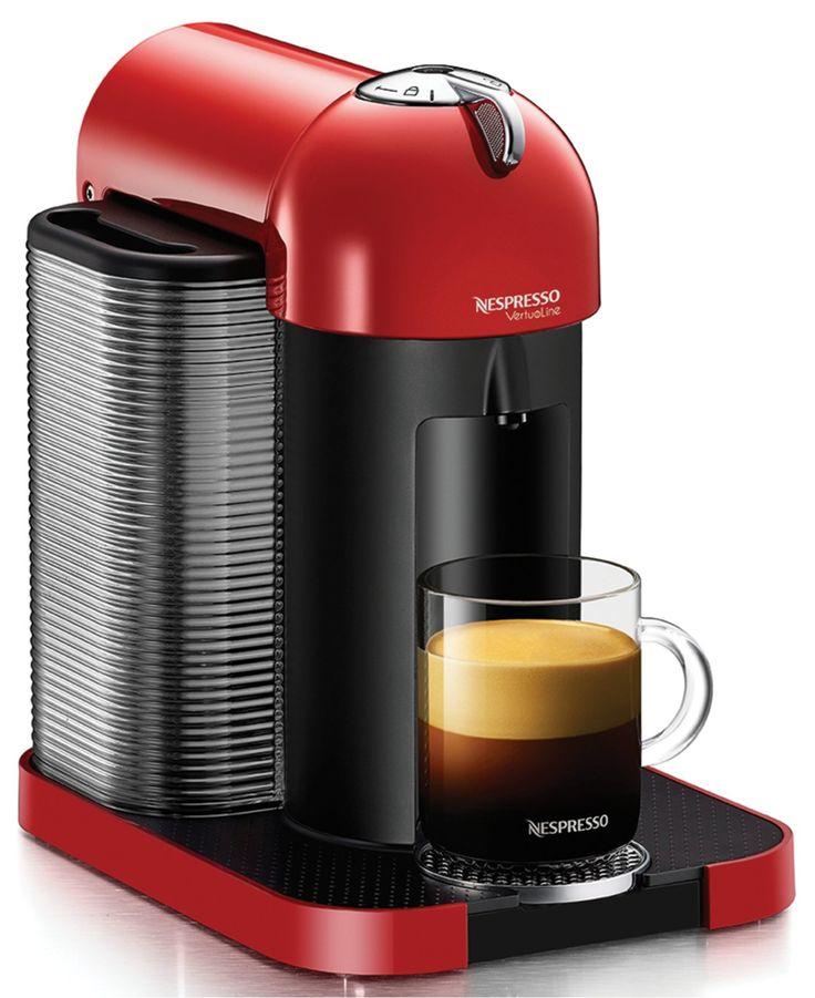 Nespresso VertuoLine Single Serve Brewer & Espresso Maker - Coffee, Tea & Espresso - Kitchen - Macy's