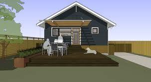 transitional deck designs - Google Search