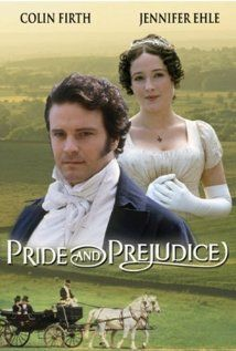 Pride & Prejudice. This 1995 version was the start of my love affair with Jane Austen & Colin Firth (who will always be Mr. Darcy to me). I was the only one in my high school English class who didn't fall asleep while watching this. : Colin O'Donoghue, Prideandprejudice, Film, Colin Firth, Favorite Movies, Pride And Prejudice, Jane Austen, Prejudice 1995