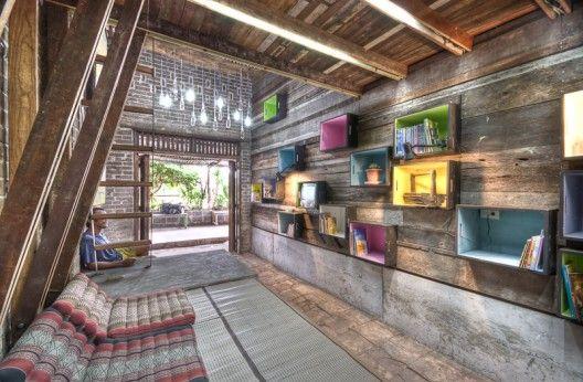 Architects: TYIN Tegnestue Location: Min Buri, Bangkok Collaborator: CASE Studio Architects Project team: Pasi Aalto, Andreas Grøntvedt Gjertsen, Yashar