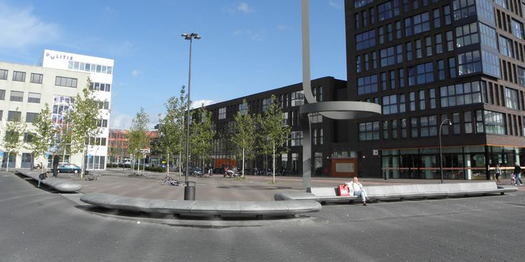 Inrichtingsplan stationsgebied, i.o.v. OMS Lelystad en gemeente Lelystad (2006…