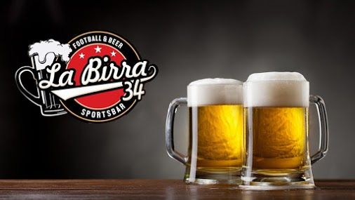 Wallpaper Positivo La Birra 34 Football & Beer Sportsbar en Bucaramanga La Birra 34 Football & Beer...