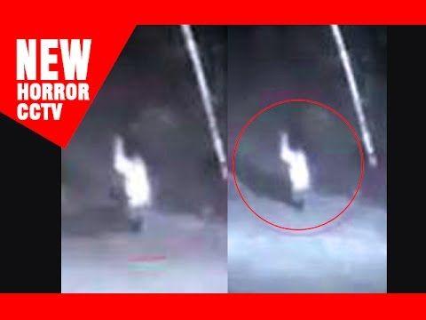 Di Cegat Kuntilanak - CCTV Penampakan Kuntilanak
