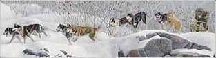 Siberian Husky Rear Window Graphic Part #RWG1112   See thru Rear Window Graphics &  Window Decals