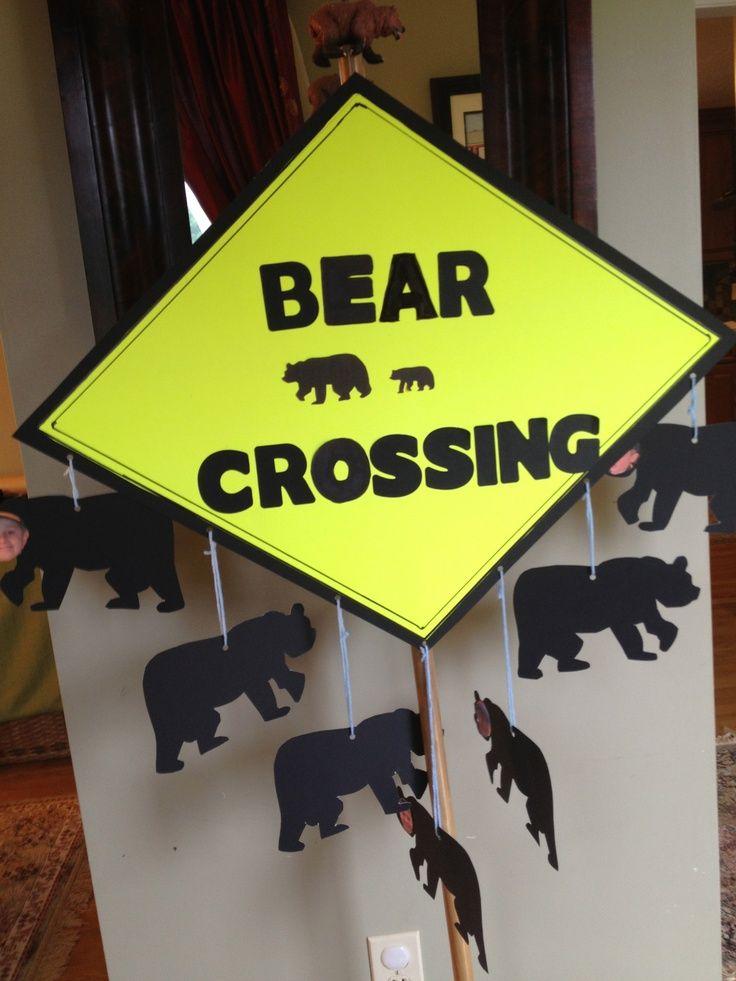 Cub Scout Bear Advancement Ceremony Face Paint