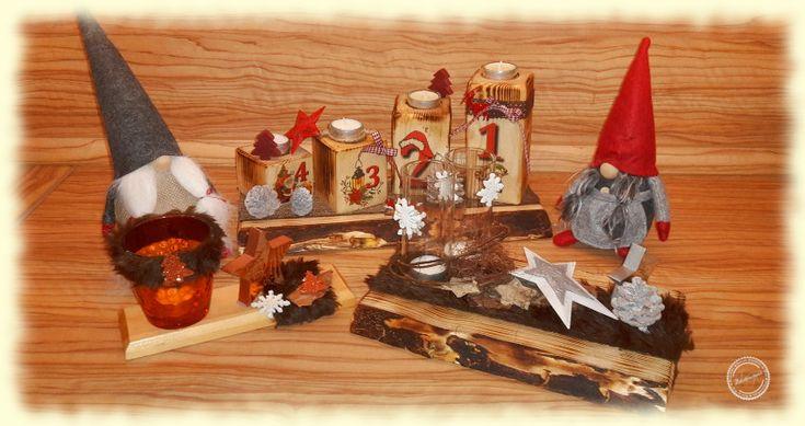 Endlich haben wir es geschafft, unsere Weihnachtsdeko ist fertig und wir konnten heute unseren letzten Produkte in den Onlineshop einpflegen.
