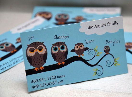25 Illustration Based Business Card Designs