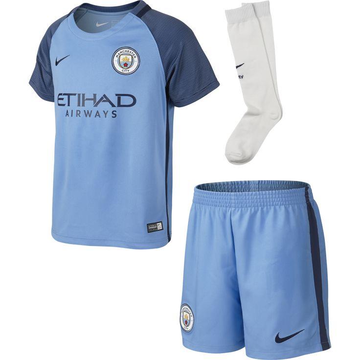 Nike Manchester City Home Mini Kit 2016/2017