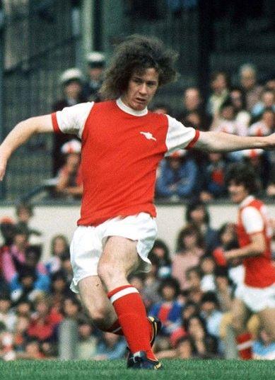 cc9f7f4709d Liam Brady Arsenal 1976