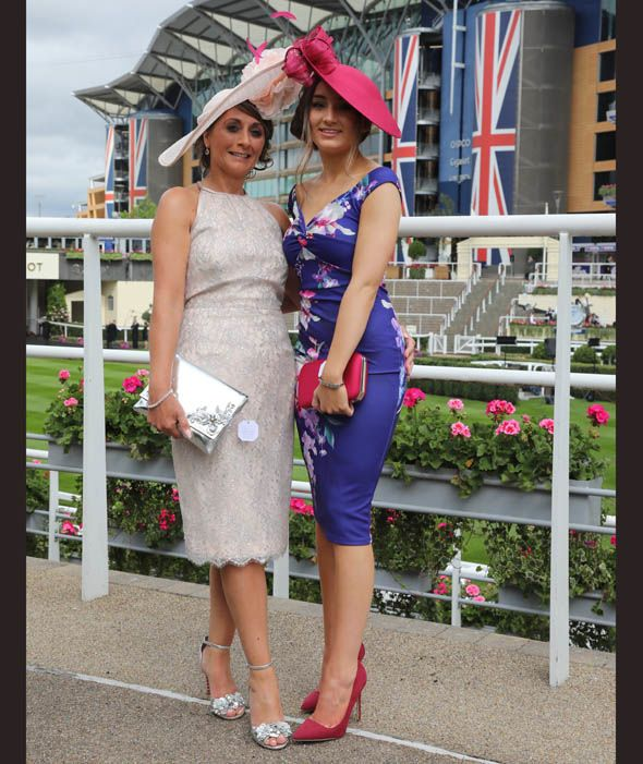 e440422ca9401 Royal Ascot 2018: The best and worst dressed racegoers in 2019 ...