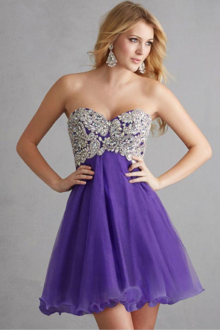 Mejores 438 imágenes de Prom Dresses en Pinterest | Vestidos de ...