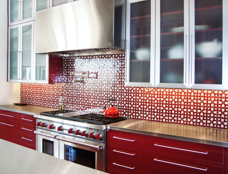 Tile Designs For Kitchens Interior Extraordinary Design Review