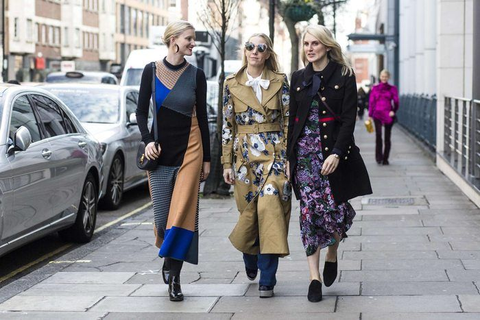 Street Fashion London N296, 2017