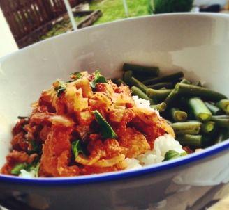 My Dream Kitchen : Recipe Box : Goan Pork Vindaloo