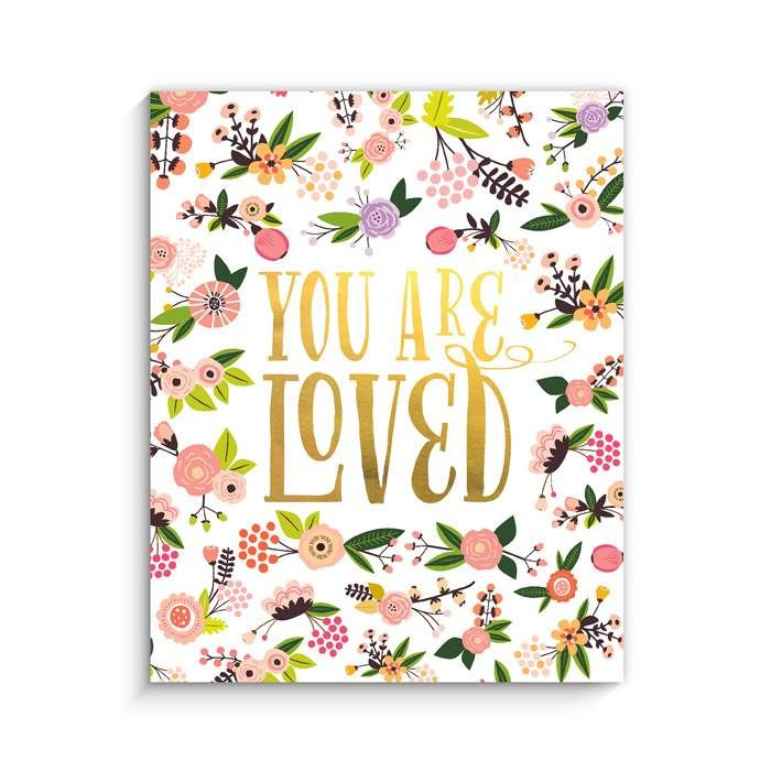 You Are Loved Art Print-11 Main
