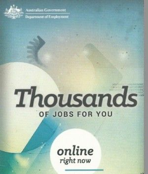June 21, 2015 By Edward Eastwood Have you got yours yet? If you're one of the 1.8 million unemployed or underemployed, by now you should have received your snappy little blue-grey pamphlet from the... http://winstonclose.me/2015/06/22/thousands-of-jobs-for-who-written-by-edward-eastwood-aimn/