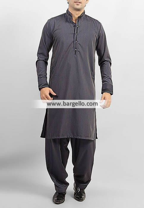 K508 - Designer Kurta for Mens Tyne and Wear Latest Kurta Designs Pakistani Eid Kurta Formal Wedding Kurta - UK USA Canada Australia Saudi Arabaia Japan Bahrain Kuwait Norway Sweden New Zealand
