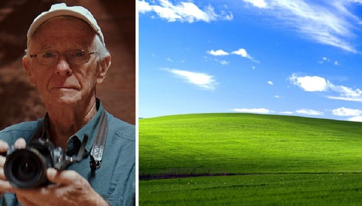 "Lufthansa hires famous Windows XP ""Bliss"" photographer - https://www.deviantworld.com/art/photography/lufthansa-hires-windows-xp-photgrapher/"