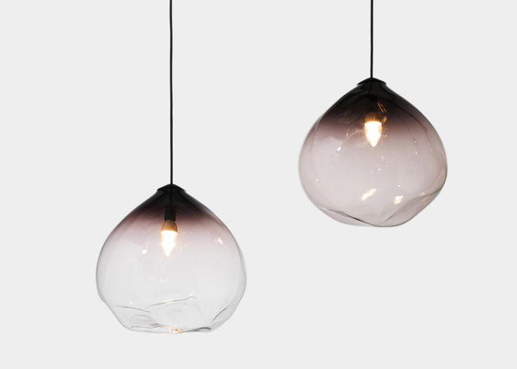 Resident to launch furniture and lighting collection in Milan / Resident Parison Pendant by Nat Cheshire